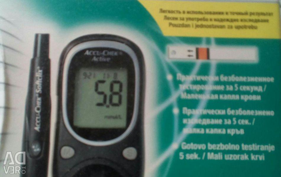 Instrument for measuring