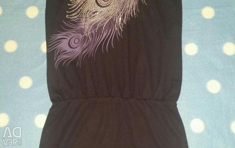 Rochie pe fata de 140 cm.