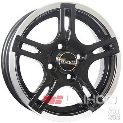 Wheels TECH Line 419 5.5x14 PCD 4x98 ET 35 DIA 58.5 BD