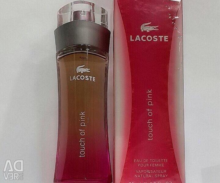 ✅ Lacoste Touch of Pink Eau de Toilette