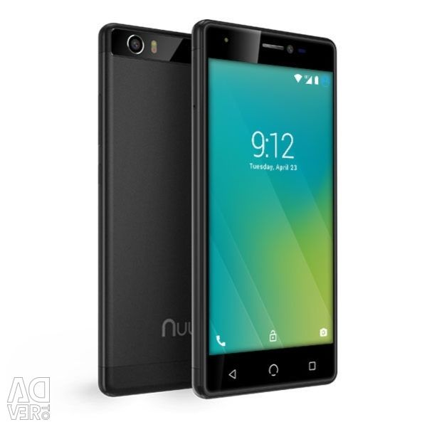 """NUU Mobile M2 Android 7.0 Smartphone 2GB/16GB 5"""" H"""