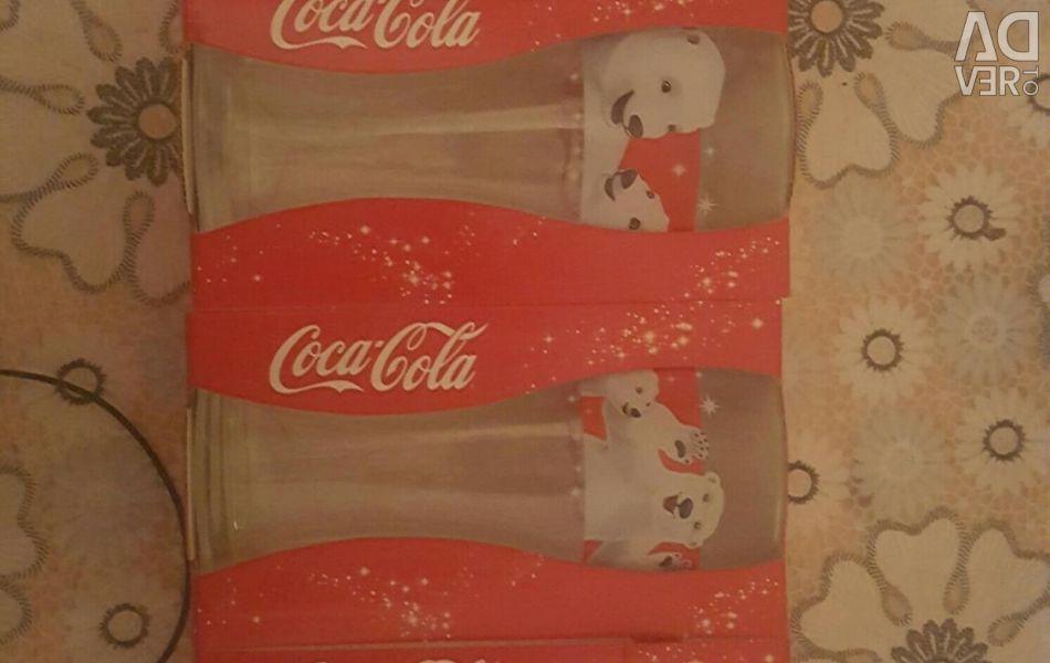Coca-Cola Glasses