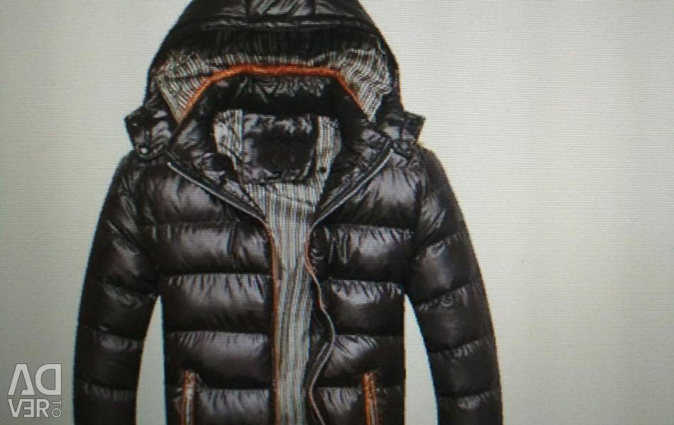 Χειμερινό σακάκι, νέο, 46-48
