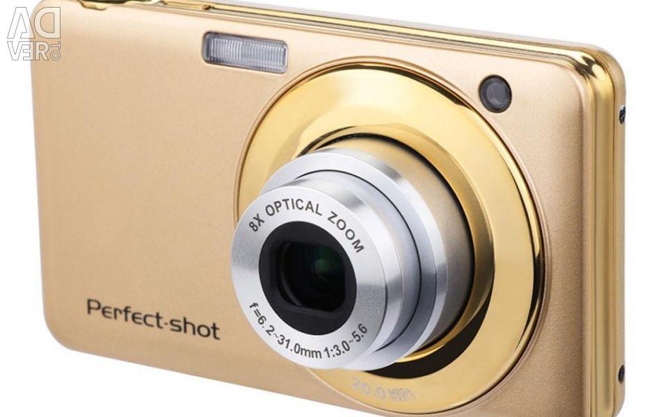 Ψηφιακή φωτογραφική μηχανή Gordve 20MP Delivery