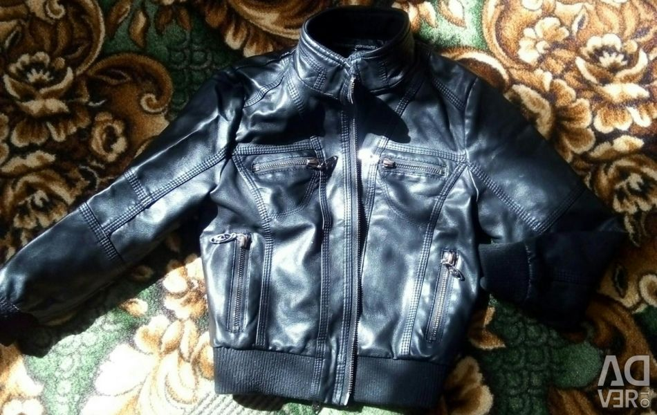 Jacket for a boy 4-5 years old