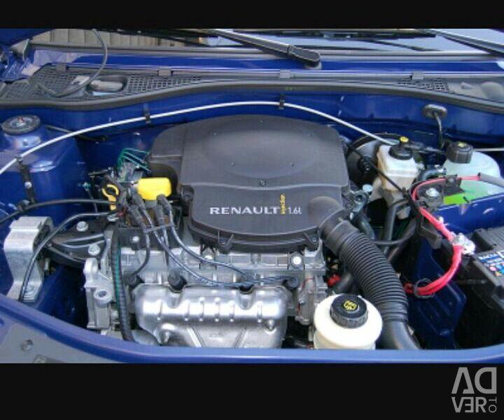 Repair Renault Logan
