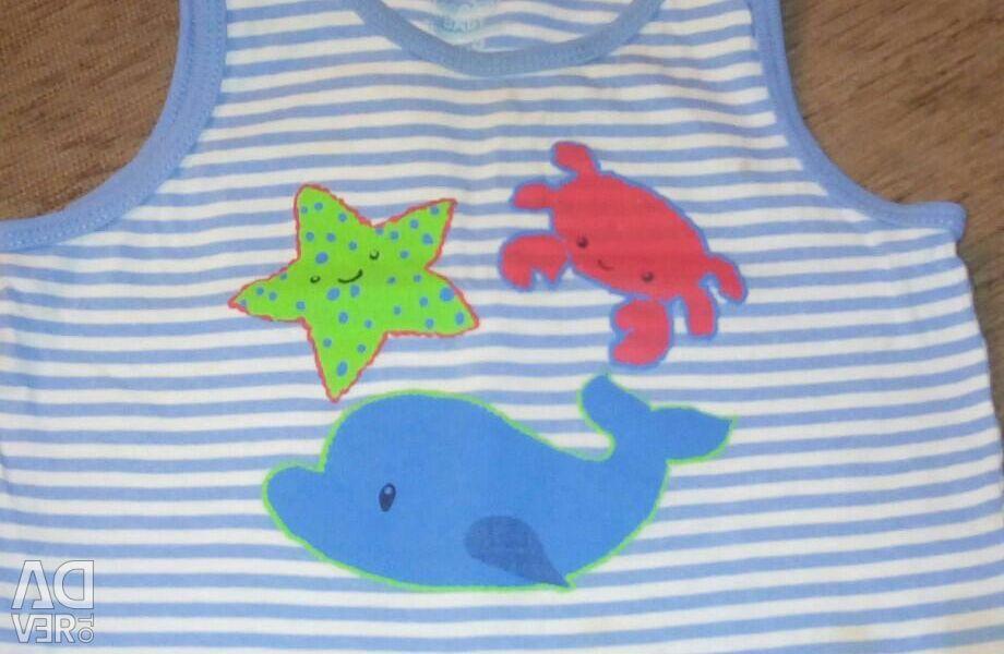 Shirt 6-9 months