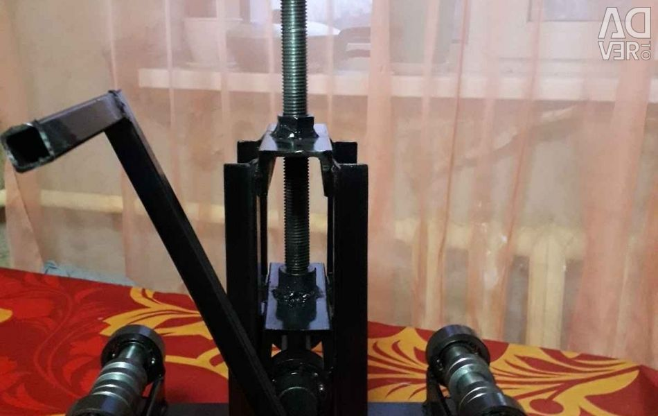 I will sell the pipe bender (profilegib)