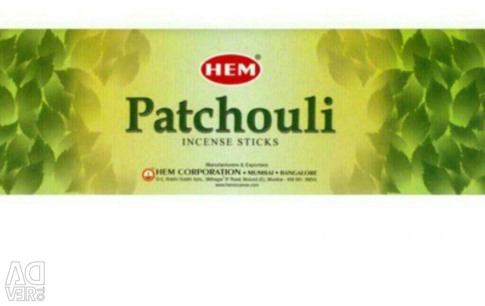 Incense Nem 4 gran. Patchouli