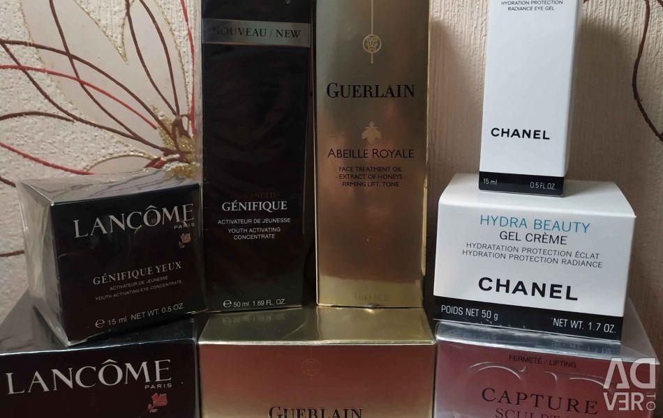Cream Lankom Guerlain Chanel