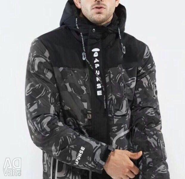 Jacket Aape demi-season