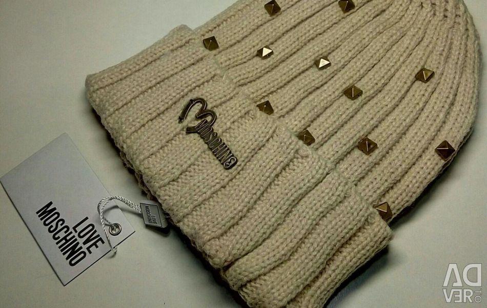 MOSCHINO women's hat
