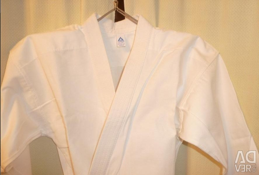 Jacket new from a doga (kimono) Growth 150