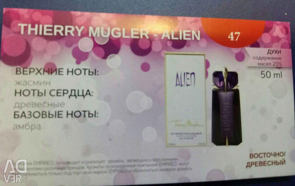 Thierry Mugle / Alien, EMPIRIO brand