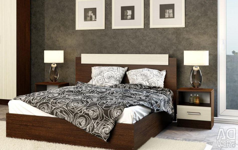 Κρεβάτι διαθέσιμο