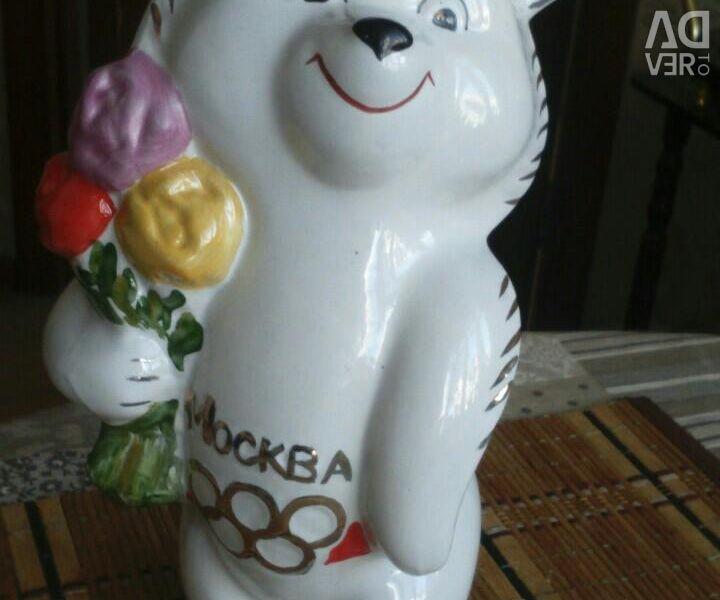 Олімпійський ведмедик