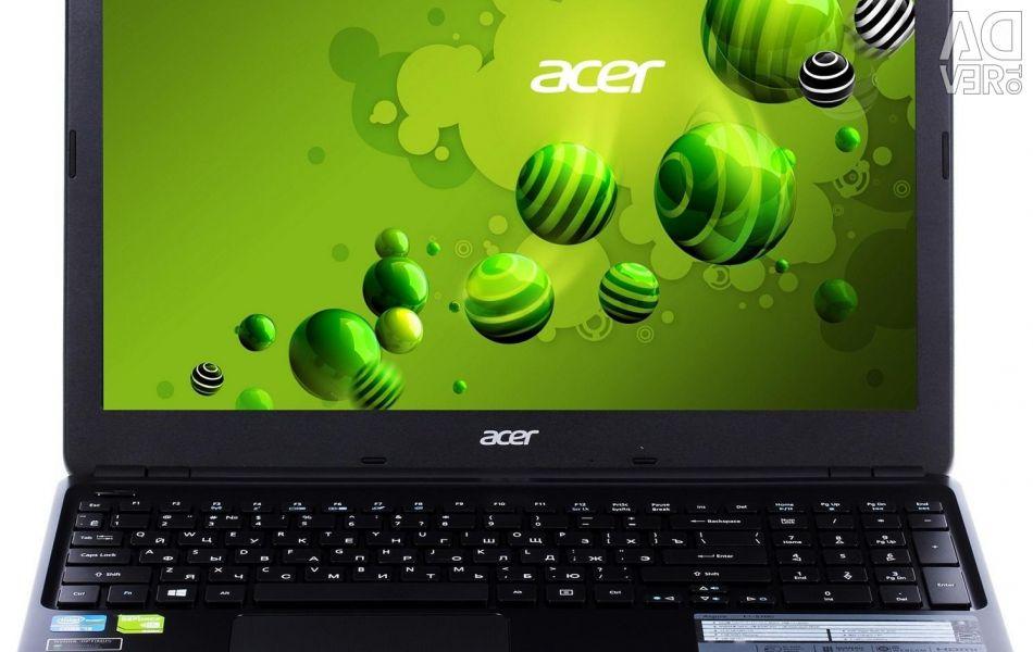 DVD Acer E1 15.6 Matte i7 8Gb 750 Gb GT740 2 GB DVD