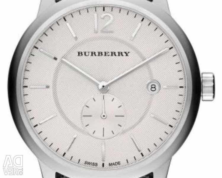New Burberry BU10002 For Unisex, Analog