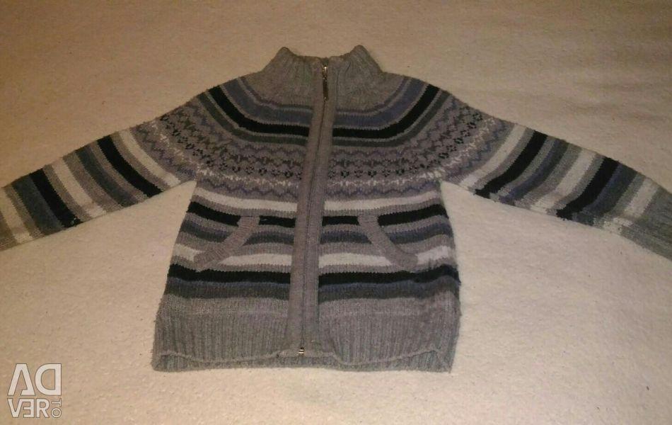 Wool blouse