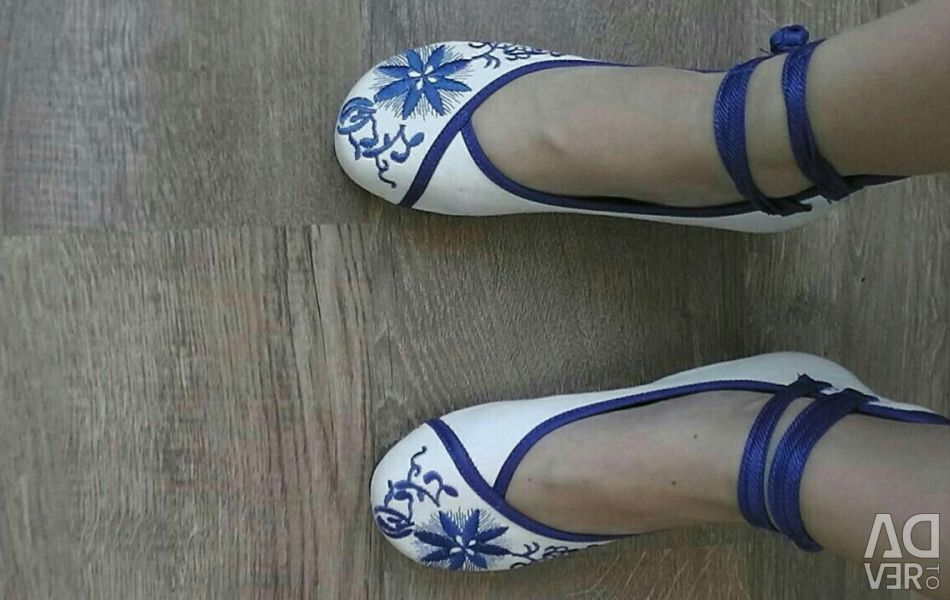 Туфли для выступления