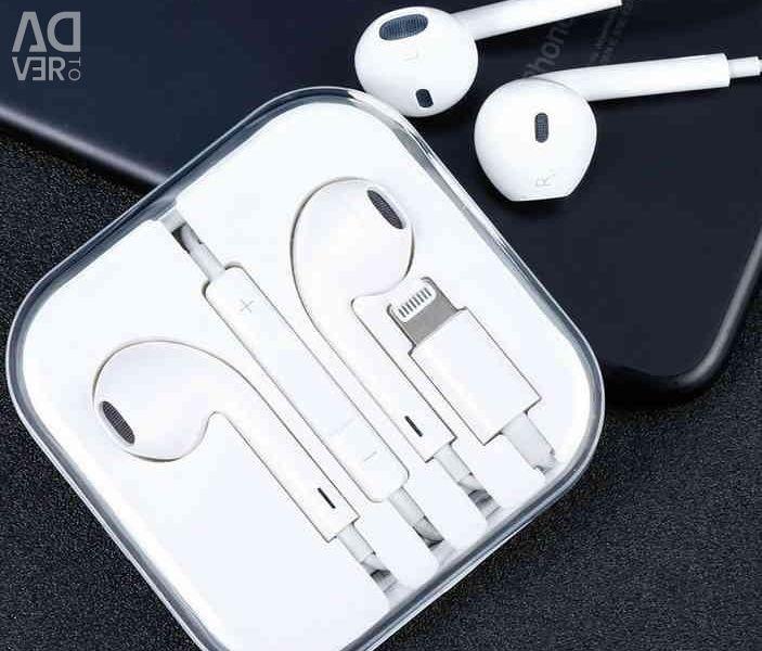 Оригінальні навушники iPhone 7 / 7plus / 8 / 8plus / X