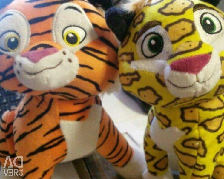 Leo και Teague