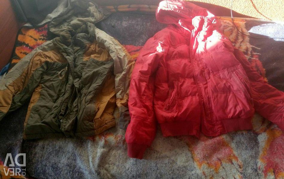 2 jacket 44-46 size