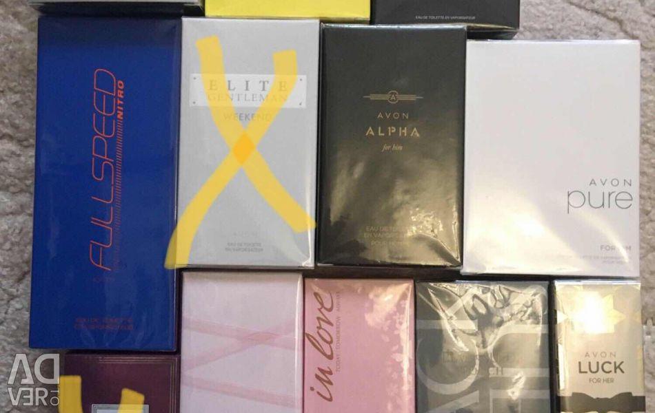 Women's and men's perfume eivon