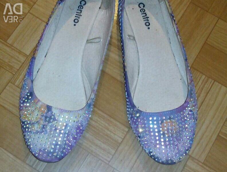 Ballet shoes 39 rr