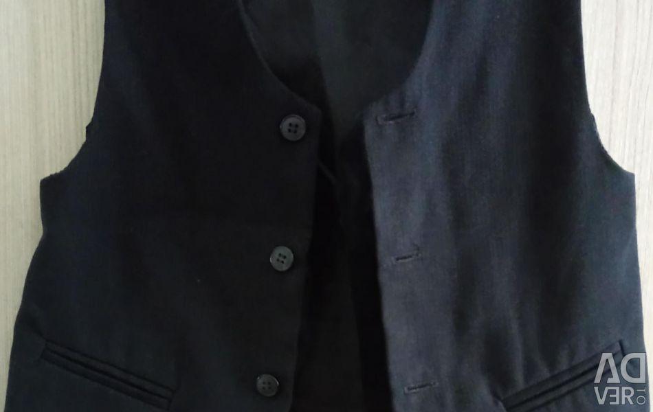 Μαύρο γιλέκο