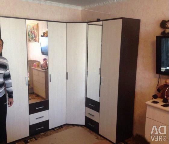 Un set de dulapuri pentru colț NOU DE LA THM