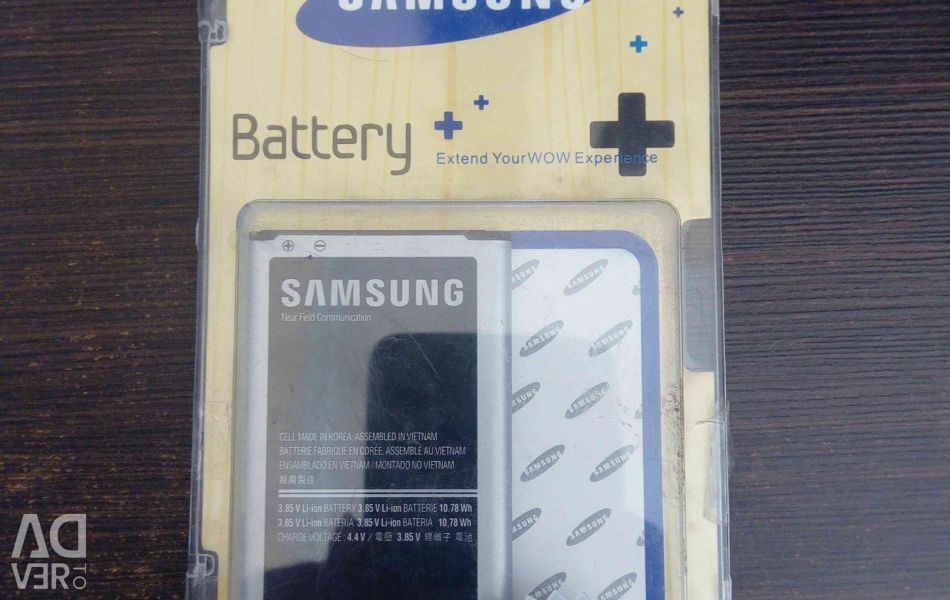 АКБ Samsung GALAXY S5