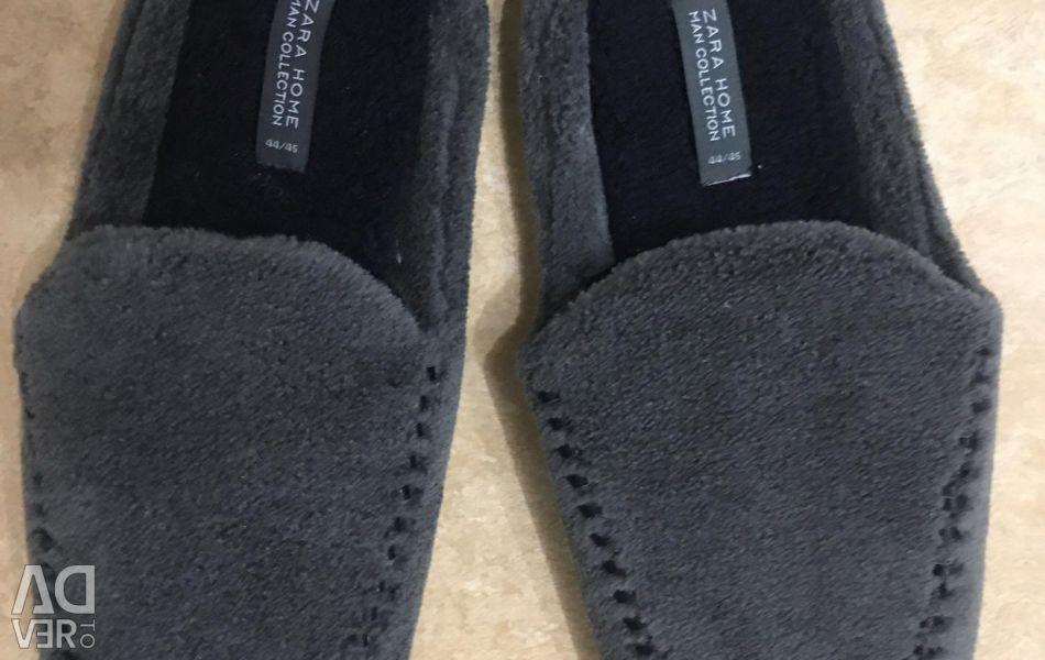 Men's slippers zarahome new