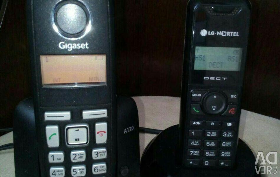 Digital phone.