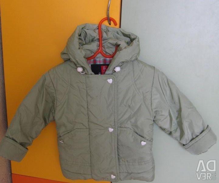 Spring-autumn jacket p 86-104