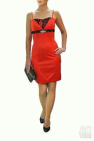 New dress tm Golub at 44-46 p-p