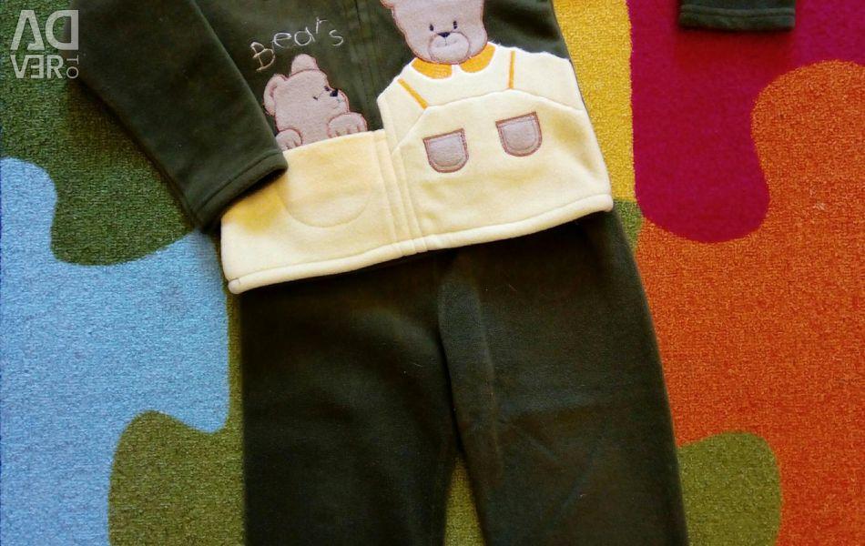 Μπλούζα ζεστό κοστούμι για σπίτι ή καλοκαιρινό σπίτι