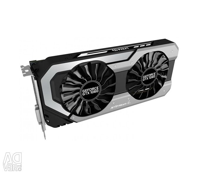 Palit GeForce GT 10 Serisi GTX 1060 Süper JetStrea