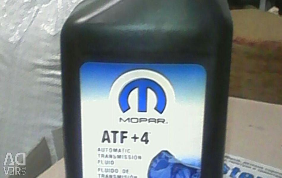 Λάδι Mopar ATF + 4 MS-9602