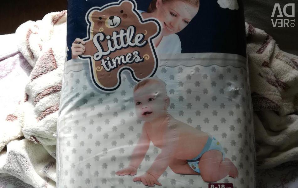 Bebek bezleri