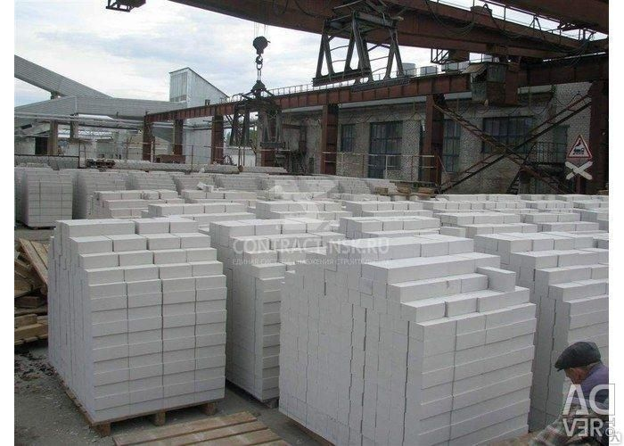 SILICATE BRICK - for cladding and cladding