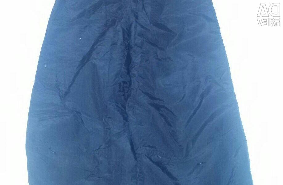 Winter pants. Bib Overalls