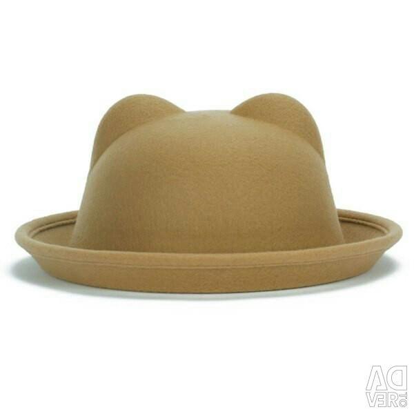 Pălărie nouă de pălărie cu urechi