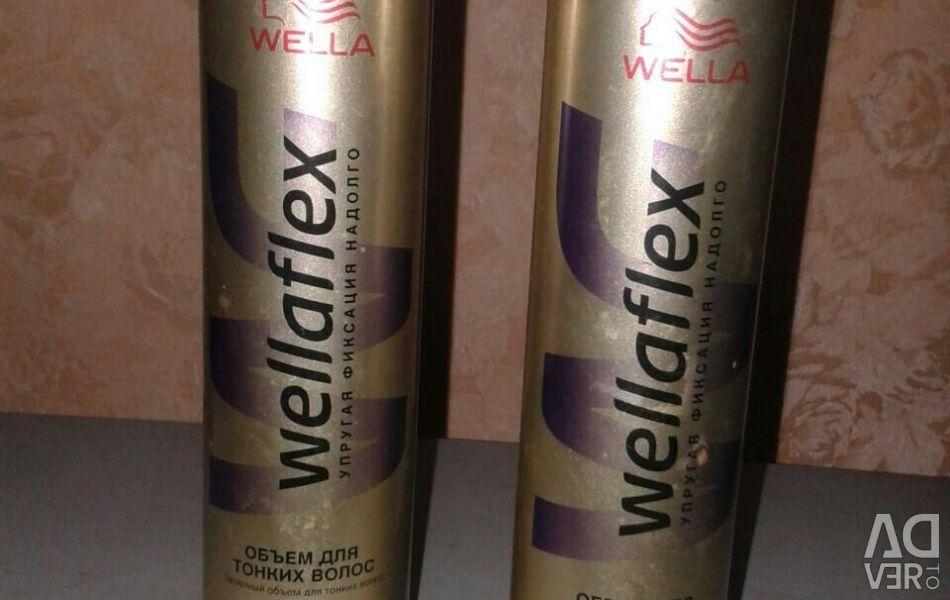 Ulla hair spray