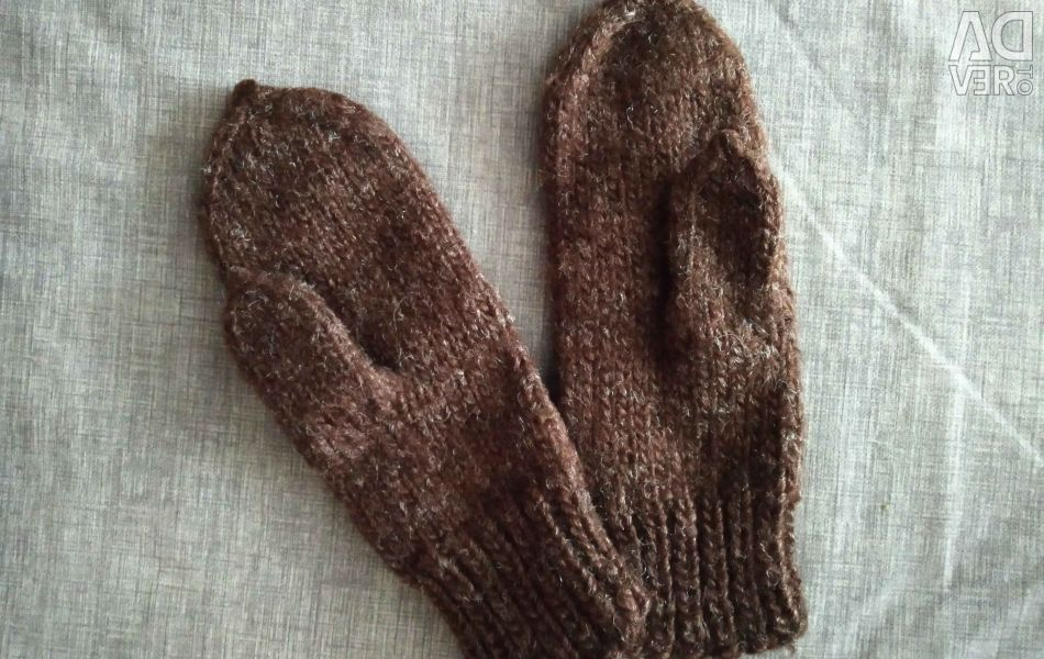 Mittens are new.