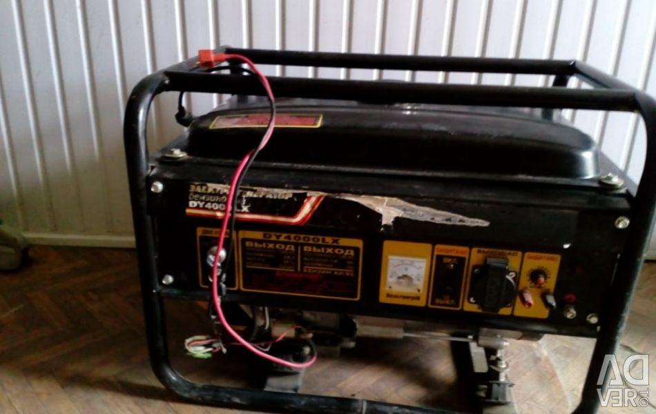 Gasoline Generator DY4000LX