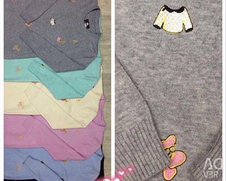 Sweatshirt female new !!!