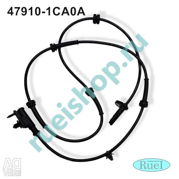 Ön Sağ ABS Sensörü Infiniti Q60 / QX50 (AWD) (08-10)