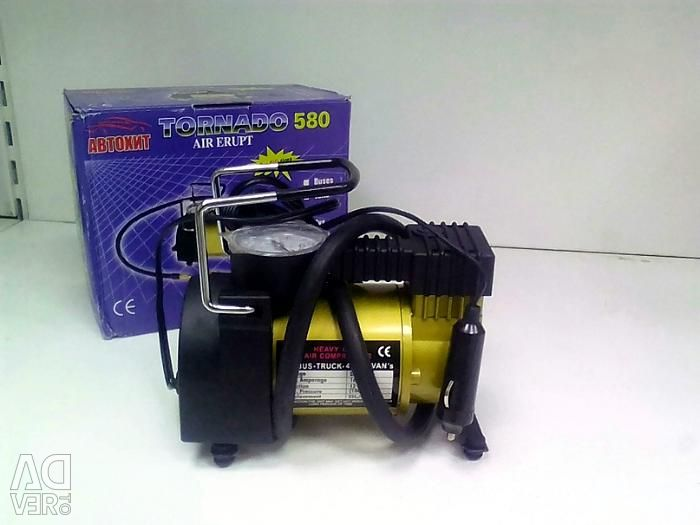 Compressor Tornado 580