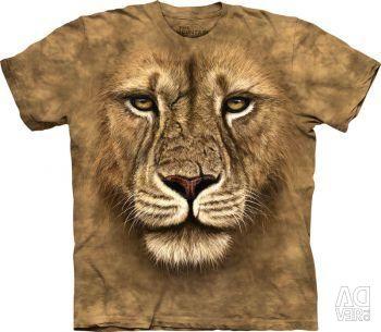 T-shirt The Mountain LION WARRIOR